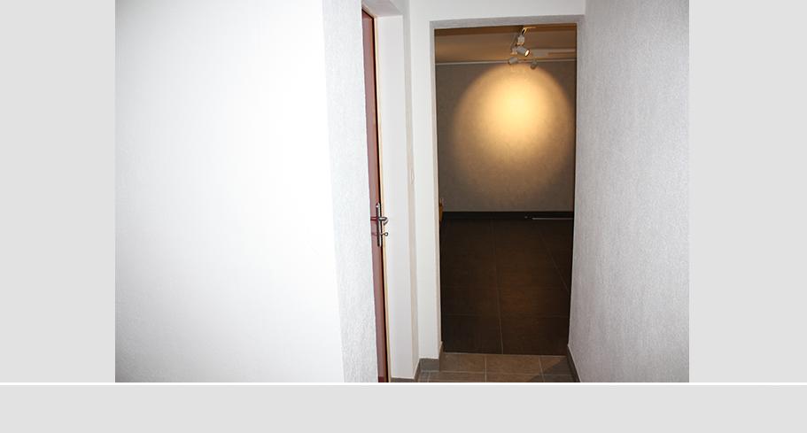 Galerie porte chambre forte